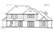 Mediterranean Style House Plan - 5 Beds 3.5 Baths 2644 Sq/Ft Plan #15-254