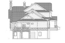Craftsman Exterior - Other Elevation Plan #937-20