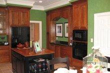 Classical Interior - Kitchen Plan #137-315