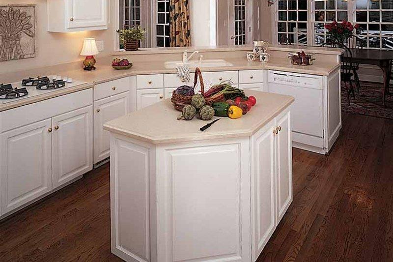 Traditional Interior - Kitchen Plan #929-177 - Houseplans.com