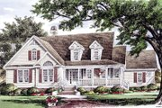 Country Style House Plan - 3 Beds 2.5 Baths 2262 Sq/Ft Plan #929-976 Exterior - Front Elevation