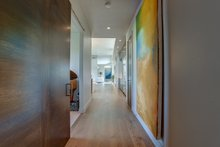 Architectural House Design - Hallway