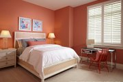 Mediterranean Style House Plan - 3 Beds 4.5 Baths 3394 Sq/Ft Plan #930-457 Interior - Bedroom