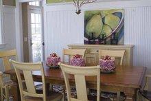 Colonial Interior - Dining Room Plan #928-74