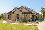 Traditional Style House Plan - 6 Beds 3.5 Baths 2772 Sq/Ft Plan #80-173 Exterior - Other Elevation