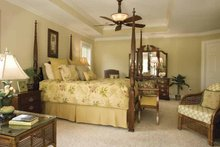 Southern Interior - Master Bedroom Plan #930-123