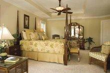 Dream House Plan - Southern Interior - Master Bedroom Plan #930-123
