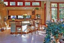Contemporary Interior - Kitchen Plan #314-287