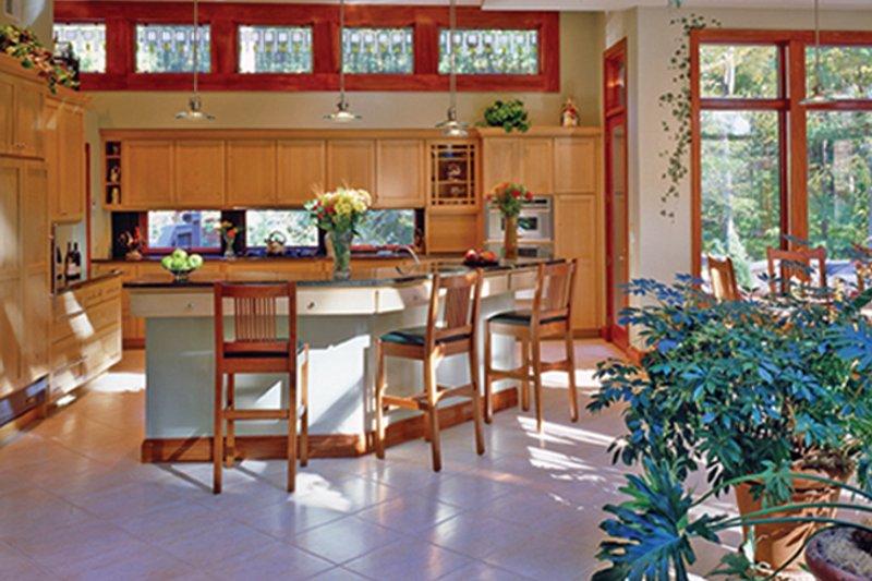 Contemporary Interior - Kitchen Plan #314-287 - Houseplans.com
