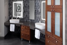 Contemporary Interior - Master Bathroom Plan #928-255