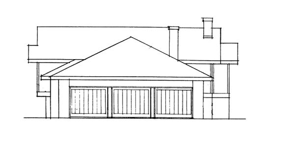 House Plan Design - Prairie Floor Plan - Other Floor Plan #60-1039