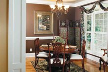 House Plan Design - Traditional Interior - Dining Room Plan #927-862
