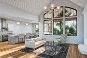 Craftsman Style House Plan - 3 Beds 2 Baths 2243 Sq/Ft Plan #54-408