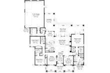 Prairie Floor Plan - Main Floor Plan Plan #930-463