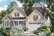 Country Style House Plan - 4 Beds 3 Baths 1952 Sq/Ft Plan #929-658