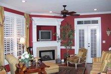 House Plan Design - Colonial Interior - Family Room Plan #429-64