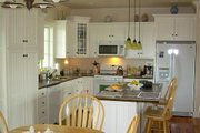 Southern Style House Plan - 3 Beds 2 Baths 1654 Sq/Ft Plan #21-126 Interior - Kitchen