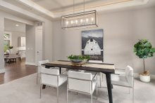Home Plan - Contemporary Interior - Dining Room Plan #1066-14