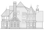 Craftsman Style House Plan - 3 Beds 3 Baths 3175 Sq/Ft Plan #928-34 Exterior - Other Elevation