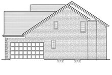 Colonial Exterior - Other Elevation Plan #46-734