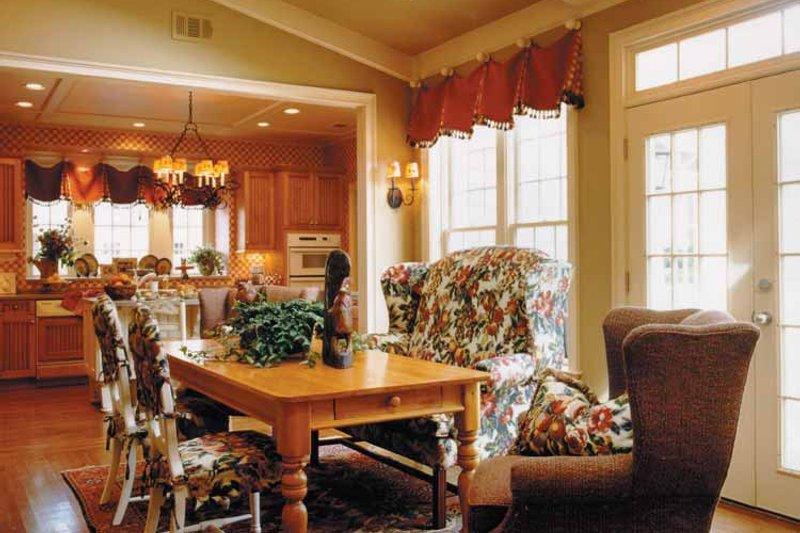 Classical Interior - Dining Room Plan #429-248 - Houseplans.com