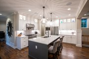 Farmhouse Style House Plan - 4 Beds 4.5 Baths 2886 Sq/Ft Plan #51-1132 Interior - Kitchen