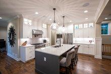 Farmhouse Interior - Kitchen Plan #51-1132
