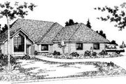 Traditional Style House Plan - 3 Beds 2 Baths 1715 Sq/Ft Plan #303-102