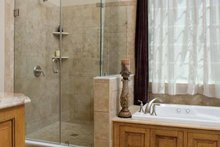 Country Interior - Master Bathroom Plan #929-636
