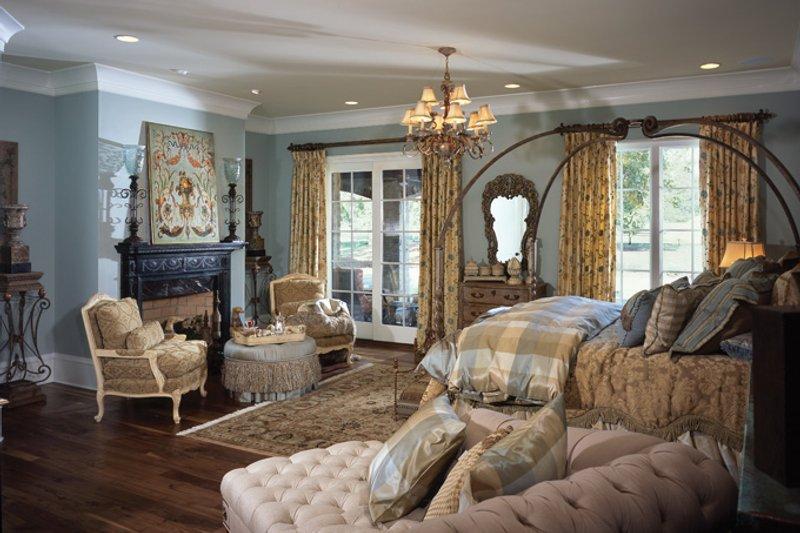 European Interior - Master Bedroom Plan #453-609 - Houseplans.com
