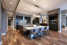 Home Plan - Contemporary Interior - Kitchen Plan #928-261