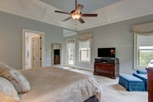 Home Plan - Ranch Interior - Master Bedroom Plan #437-89