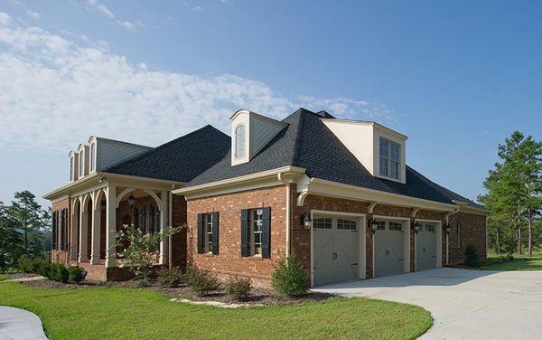 House Plan Design - Country Floor Plan - Other Floor Plan #927-409