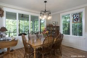 Cottage Style House Plan - 3 Beds 3.5 Baths 2381 Sq/Ft Plan #929-960 Interior - Dining Room