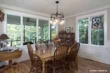 House Plan Design - Cottage Interior - Dining Room Plan #929-960