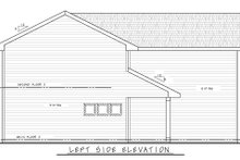 Architectural House Design - Farmhouse Exterior - Other Elevation Plan #20-2427