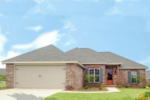 2500 square foot traditional home