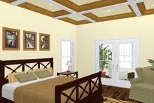 Architectural House Design - Craftsman Interior - Other Plan #44-186