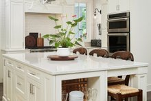 Country Interior - Kitchen Plan #928-333