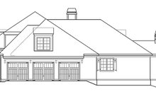 Home Plan - Country Exterior - Other Elevation Plan #927-409