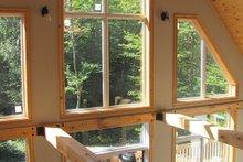 Cottage Interior - Family Room Plan #23-670