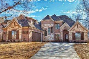 Dream House Plan - European Exterior - Front Elevation Plan #17-3366