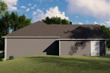 Architectural House Design - Ranch Exterior - Other Elevation Plan #1064-82