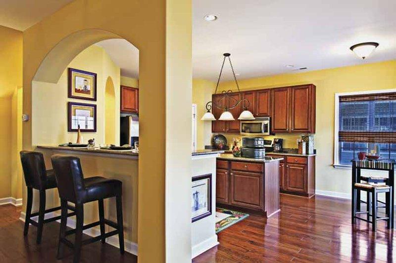 Classical Interior - Kitchen Plan #930-372 - Houseplans.com