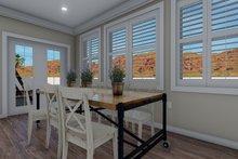 Traditional Interior - Dining Room Plan #1060-60
