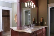 Craftsman Interior - Master Bathroom Plan #928-32