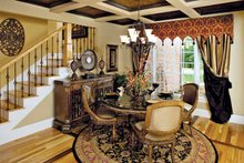 House Plan Design - Country Interior - Dining Room Plan #929-636