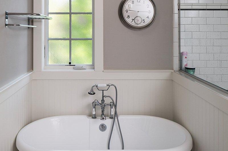 Traditional Interior - Master Bathroom Plan #928-299 - Houseplans.com