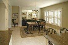Craftsman Interior - Dining Room Plan #928-48