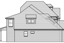 European Exterior - Other Elevation Plan #46-857